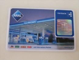 Germany Payback Card, Aral Gas Station - Tarjetas Telefónicas