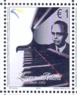 KOS 2009-140 100A°LORENZ ANTONI, KOSOVO,  1 X 1v,  MNH - Kosovo