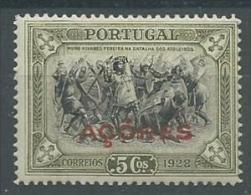 140017563  AZORES  YVERT   Nº  286  */MH - Azores