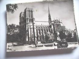 Frankrijk France Paris Notre Dame Church - Notre-Dame De Paris
