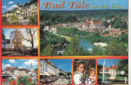 BF23797 Bad Tolz An Der Isar Oberbayern   Germany  Front/back Image - Bad Toelz