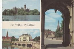 BF23806 Schwerin Meckl   Germany  Front/back Image - Schwerin