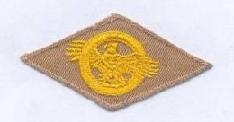 Parche Desmovilización II Guerra Mundial EE.UU. Años ´40. - Escudos En Tela