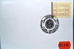 ST0212 Salz - 7. Salzburger Landesausstellung, 5400 Hallein 1.5.1994 - Machine Stamps (ATM)
