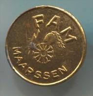 SCOUT, Scoutisme, Eclaireur - FAM MAARSSEN, Netherlands, Pin, Badge - Padvinderij
