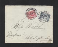 Lettera Vercelli-Alessandria 1913 - 1900-44 Victor Emmanuel III.