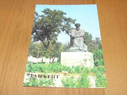 Tashkent Monument To Biruni. Sculptor M. Musabaev, Architect P. Zahidov Uzbekistan - Uzbekistan