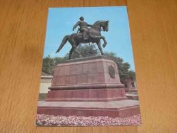 Kishinev. Monument To G. I. Kotovsky Moldova - Moldavia