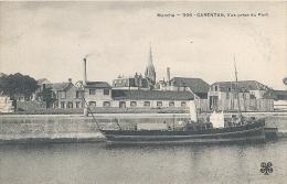 Carentan, Vue Prise Du Port - Carentan