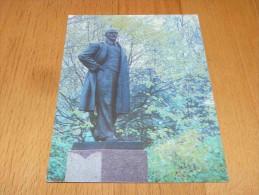 Palanga. Lenino Paminklas Lithuania - Lituania