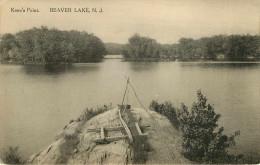 Etats-Unis - New Jersey - Kane´s Point - Beaver Lake - état - Etats-Unis