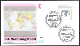 Berlin FDC 1988 Nr.817 IWF ( D 2296 ) - FDC: Buste