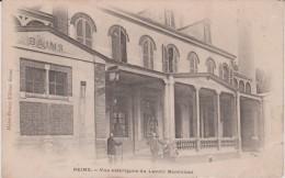 Marne : REIMS  : Vue Du  Lavoir - Reims