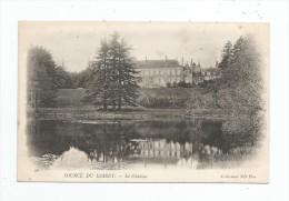 Cp , 45 , Source Du LOIRET , Le Château , Dos Simple , Vierge - France