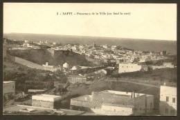 SAFFI Panorama De La Ville 1916 (Cohen N°5) Maroc Afrique - Otros