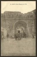 SAFFI Porte D'Entrée De La Ville 1916 (Cohen N°10) Maroc Afrique - Otros
