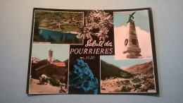 Saluti Da Pourrieres - France