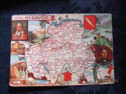 Hte Savoie - Cartes Géographiques