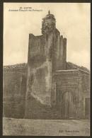 SAFFI Ancienne Mosquée Des Portugais 1916 (Cohen N°28) Maroc Afrique - Otros