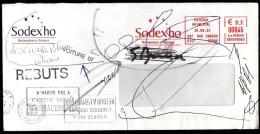 REBUTS - Retour à L'envoyeur - NPAI - Voiture 07 - Marcophilie (Lettres)