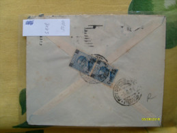 Coippia MICHETTi Sovrastampato Cent.25 Catalogo Sassone N.178 Ottimo Valore - 1900-44 Victor Emmanuel III.