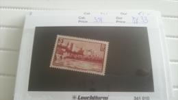 LOT 217881 TIMBRE DE FRANCE NEUF** N�391 VALEUR 33 EUROS