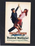 "48001   Italia,  Raoul  Casadei -  L""Orchestra  Italiana  - (Adesivi) - Publicité"