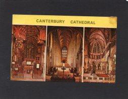 48002    Regno  Unito,    Canterbury  Cathedral,  Warrios  Chapel,  The  Nave,  High  Altar,  NV - Canterbury