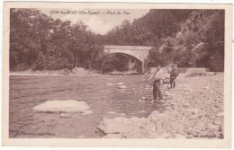 SUR-les-BOIS  (Hte-Savoie)   -  Pont  Du  Fier - Sin Clasificación