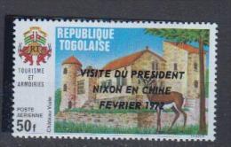TOGO   1972     PA  N°   177       COTE     2 € 20      ( 242 ) - Togo (1960-...)