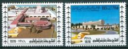 1978 Libia Aeroporto Di Tripoli  Aeroporti Airports  Aèroports Set MNH** - Libya