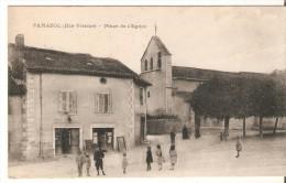 Panazol. Place De L'Eglise. - Panazol