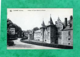 Loverval Château Du Comte Werner De Mérode (commune De Gerpinnes) - Gerpinnes