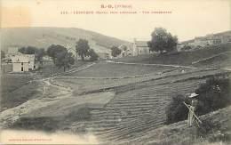 Ref  B478- L Esperou - Gard - Pres L Aigoual - Vue D Ensemble - Carte Bon Etat -phototypie Labouche Freres Toulouse  - - Otros Municipios