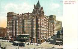 224059-Ohio, Cleveland, Hollenden Hotel, Souvenir Post Card Co No 2781