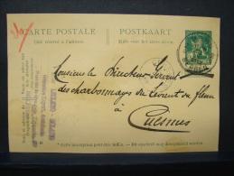 EP. 30. 5  Centimes. 1912. Mr Le - Entiers Postaux