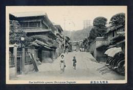 Nagasaki. *The Prostitute Square Maruyama* Nueva. - Otros