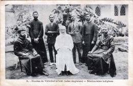 Diocèse De VIZAGAPATAM (Indes Anglaises) 1926 - Seminaristes Indigènes - Indien