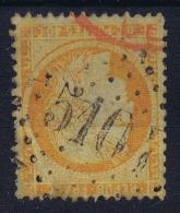 France 1877 GC 5104 Shanghai On 40 C Orange