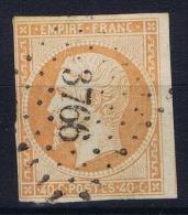 France 1853 PC 3766 Alexandretta / Iskenerun Yv Nr 16 Syria, RRR