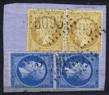 France GC  5095 A Fragment De 4,  Turkey - Macedonie Salonique / Salonica