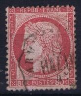 France Cachet Ferroviaire (convoyeur-station) / Ligne Hazebrouck-Lille )/ Gare De Armentières - 1849-1876: Classic Period
