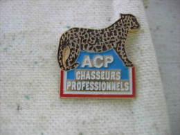 Pin�s ACP - (Association des guides de chasseurs Professionnels)