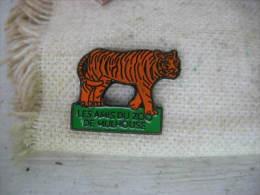 Pin�s des Amis du Zoo de MULHOUSE. Tigre
