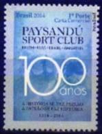 Brasil 2014 **  Centenario Del Sport Club Paysandu.  See Description. - Brazil
