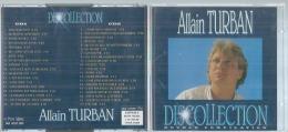 """2 CD -  ALLAIN TURBAN  """" DISCOLLECTION """"  38 TITRES ( Dédicacé ) - Musique & Instruments"""