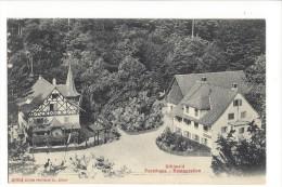 Sihlwald Forsthaus Restauration - ZH Zurich