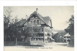 Gruss Aus Sumiswald Gasthof Zum Bären - BE Berne