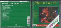 """CD -  BOB MARLEY & THE WAILERS  """" EARLY COLLECTION """"  16 TITRES - Music & Instruments"""