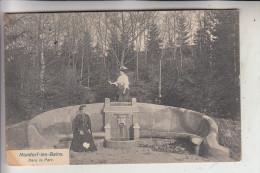 L 5600 BAD MONDORF, Dans Le Parc, 1912, Schumacher - Bad Mondorf